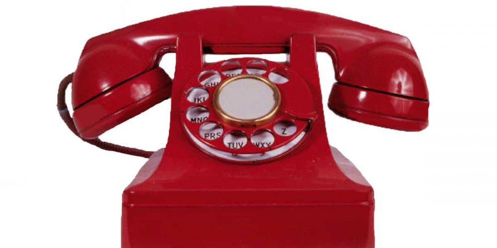Sales calls – Don't avoid them